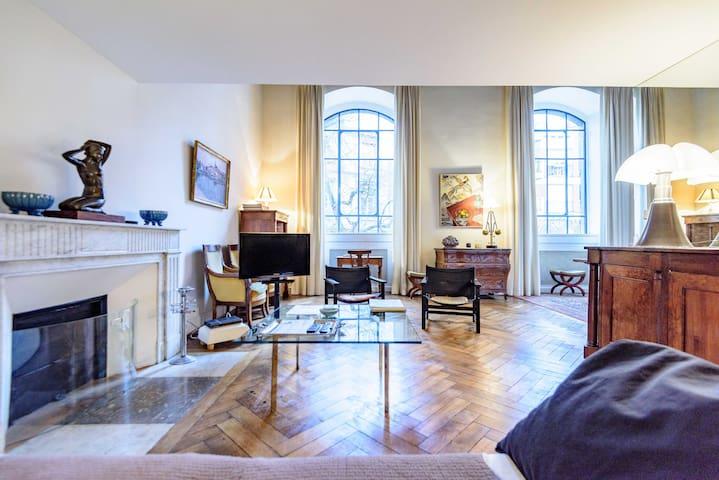 Superbe duplex au coeur des Carmes - Toulouse - Appartement