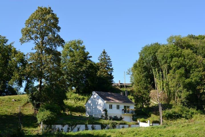 maison dans la campagne haut-normande - Notre-Dame-du-Parc - Hus