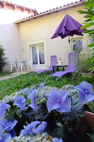 Gîte avec jardin privatif - Nant - 獨棟