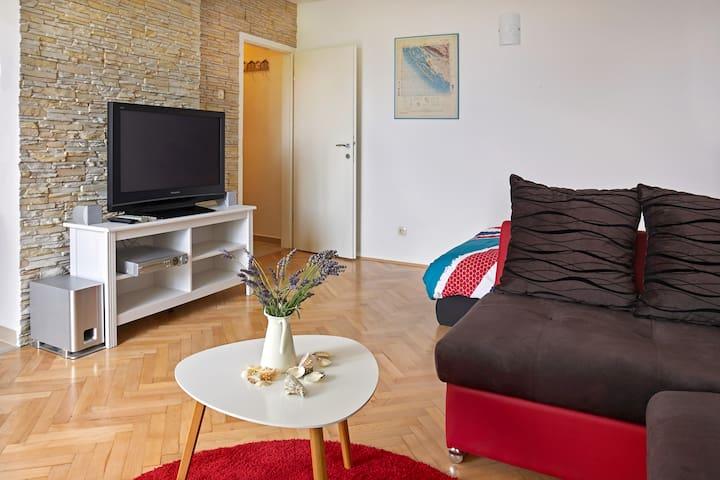 Studio apartment One Sun Lovran - Lovran - Departamento