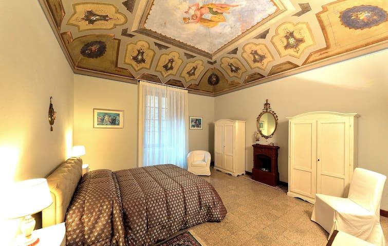 1800s house & garden close to the Spa GrottaGiusti - Monsummano Terme - Apartmen