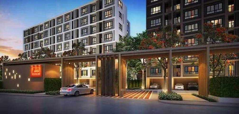 ดีคอนโดซายน์ - เทศบาลนครเชียงใหม่ - Apartament