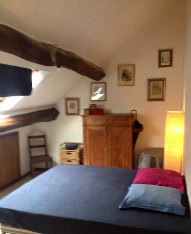 Chambre confortable au coeur d'Andenne - Andenne - Wohnung