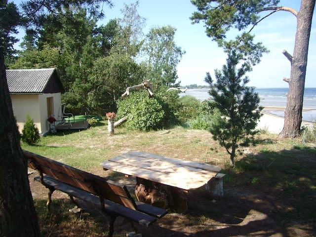 Relax directly on the Sea - Bigauņciems - Rumah