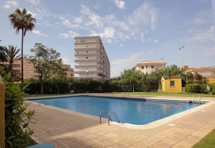 Apartamento 2ª linea de playa - Canet de Berenguer - Apartament