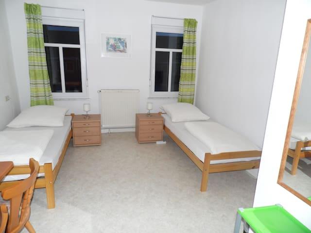 2 Bettzimmer - Büchenbeuren - Hus
