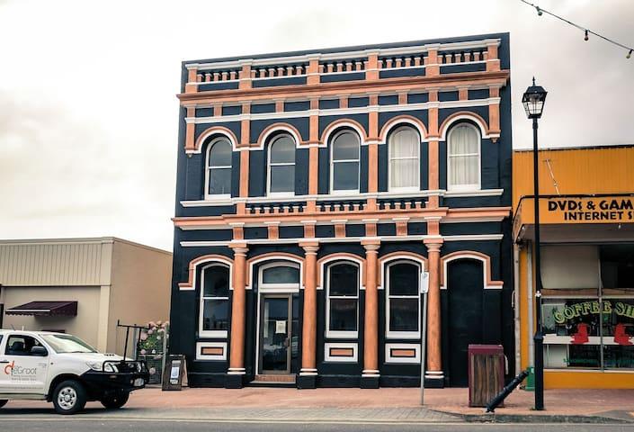 Q Bank Gallery - Queenstown - Loft