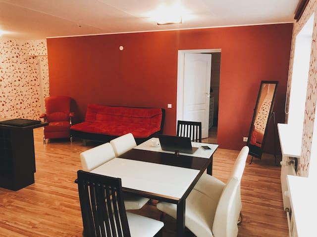 Стильная романтичная квартира - Narva-Jõesuu - Appartement