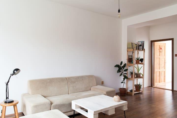 Splendid apartment in a great location - Kuřim - Daire