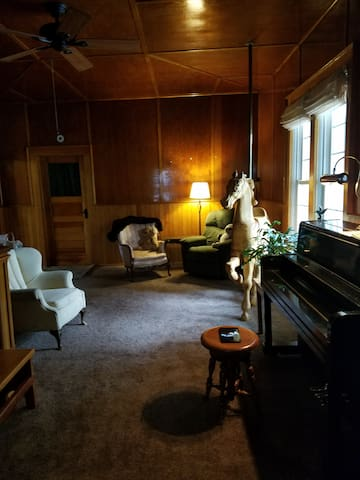 Randolph Station - Sierraville - Huis