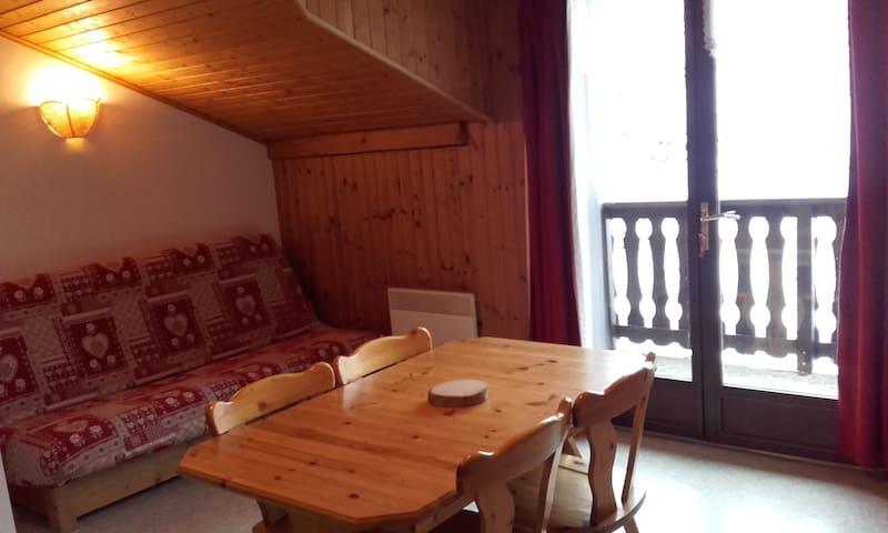 Appartement n° 5 Résidence Le Solert - Lanslevillard