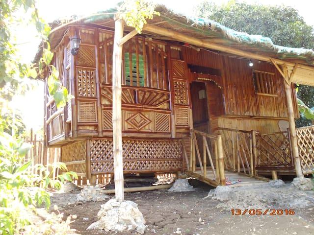 """Bamboo House 2 / Room 2"" - Moalboal"