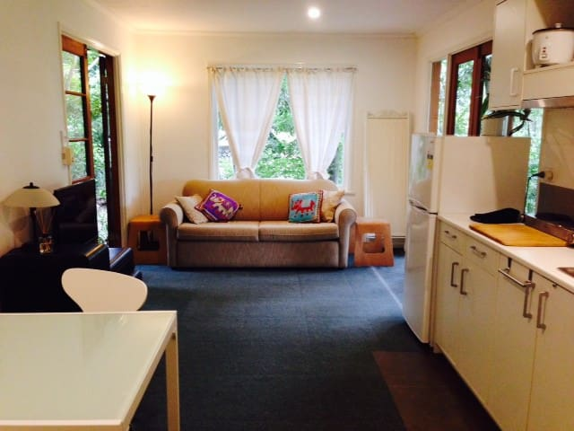 Leafy and Private river precinct - Yeronga - Appartement