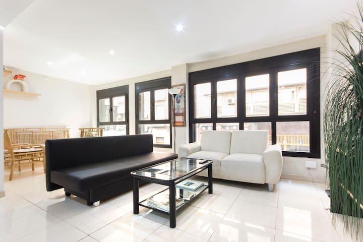 Modern  Apartment in Elche Center - Elx - Leilighet