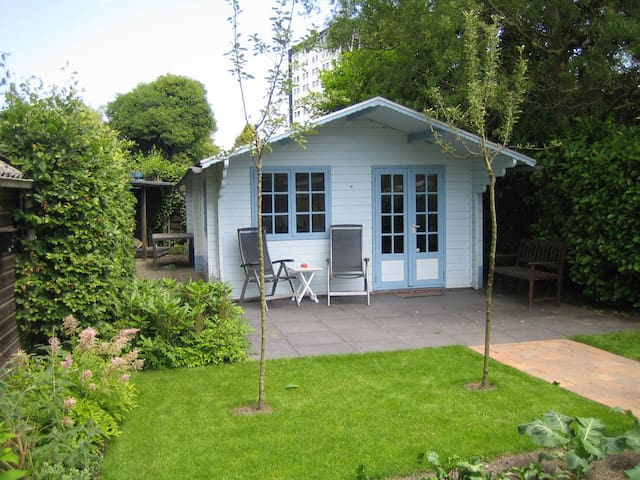 Vakantiehuisje Jeannette - Assen - 牧人小屋