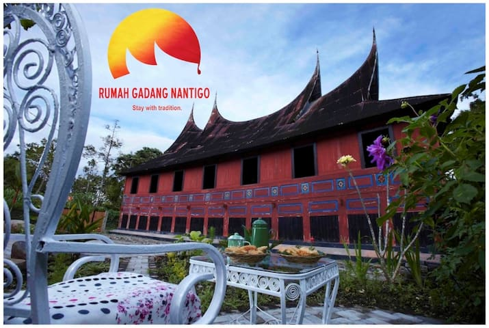 A home to stay with tradition - Bukittinggi - 獨棟