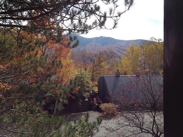 Ski Townhouse at Loon Mountain - Lincoln - Şehir evi