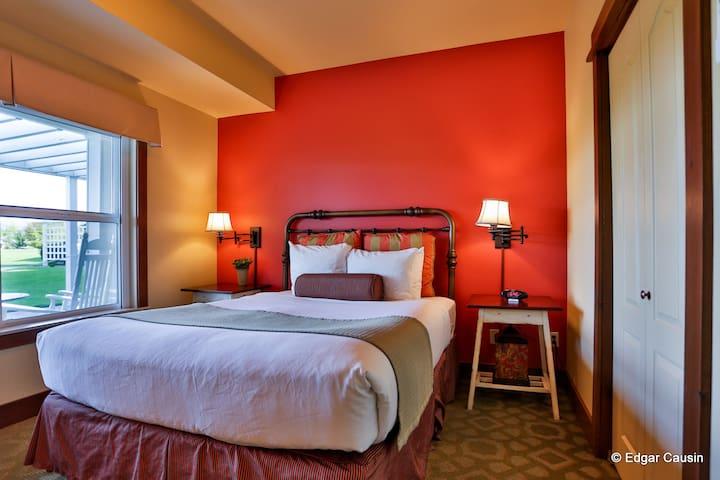Lovely 2BR Suite - Homestead Resort - Lynden - Departamento