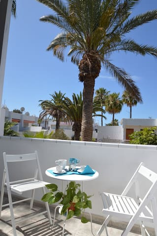 Lovely Apartment with Pool and WiFi - Costa del Silencio - Leilighet