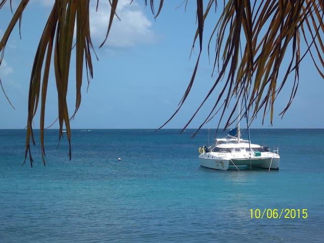 Cabin on Catamaran Yacht - Port Elizabeth