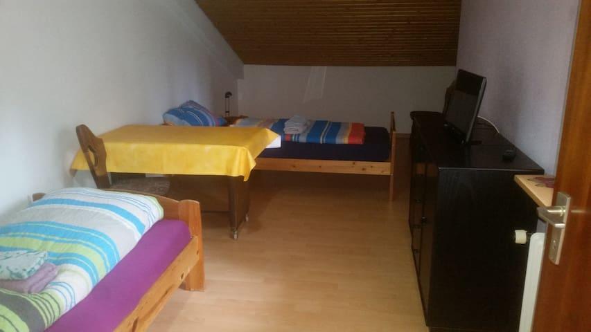 Casa Bine - Rickenbach - Departamento