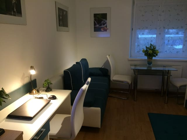 Wunderschönes Einzelzimmer, Beautiful Single-Room - Wiener Neustadt - Appartement
