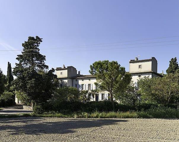 Gîte La Maison Pastel - Villesiscle - Apartamento