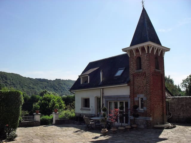 Gite Mosan - Houyet - Cabaña