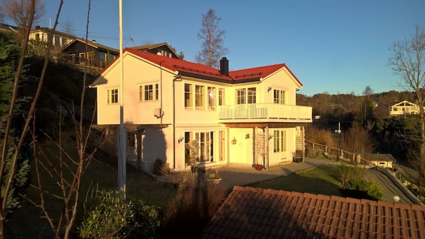 Nice apartment just 20 minutes by bus from Bergen - Askøy - Appartement