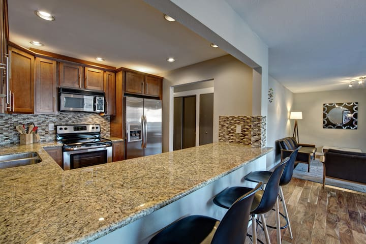 Large Condo Minutes From Downtown Bellevue - Bellevue - Appartement