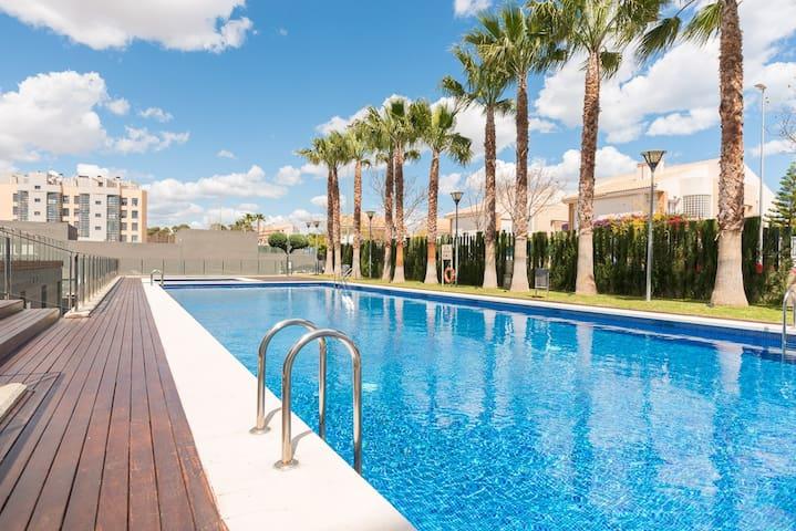 Apartment 800m from the beach - El Campello - Apartemen