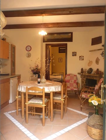 House in the Cilento is a few km from the sea - Stella Cilento - Wohnung