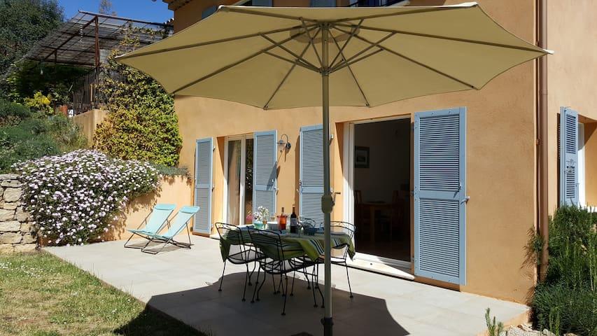 Adorable Apartment near Nice/Cannes - Roquefort-les-Pins - 公寓