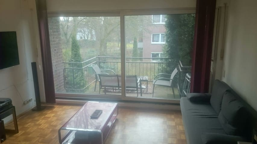 Beautiful bright 32sqm flat in Aachen - Aachen - Lägenhet