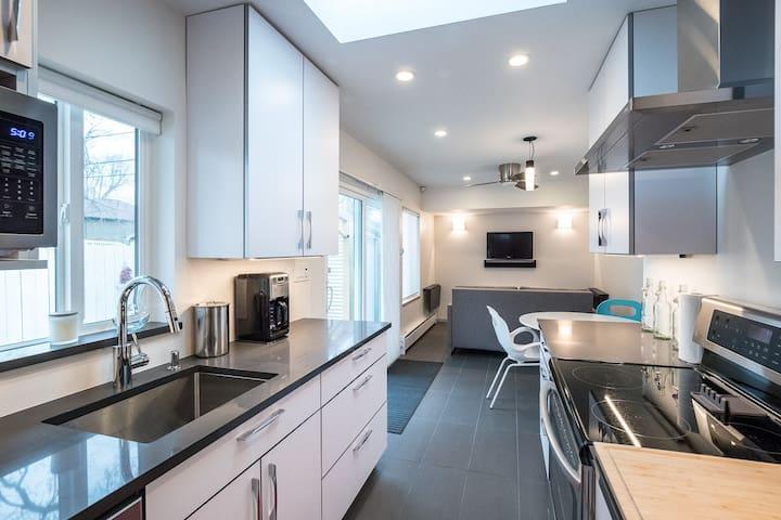 Super-comfortable Tiny House - Platt Park D.U. - Денвер - Гостевой дом