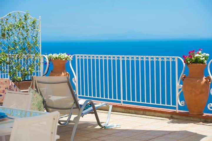 Casa Le Anfore 2 - Amalfi Coast - Conca dei Marini - Maison