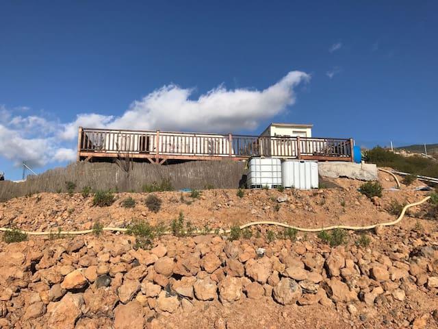 Caravan in the clouds - Arico el Nuevo - Chalé