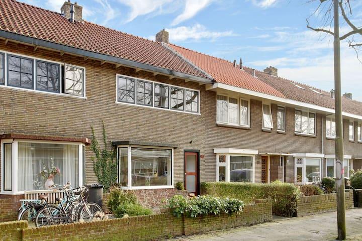 Fijne kamer - incl ontbijt - nabij centrum - wifi - Leeuwarden - Rumah