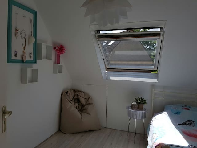 Stylish, Bright and cosy room - Purmerend