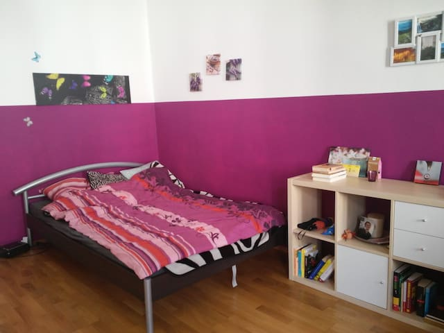 Big Room in shared appartement - Linz - Appartement
