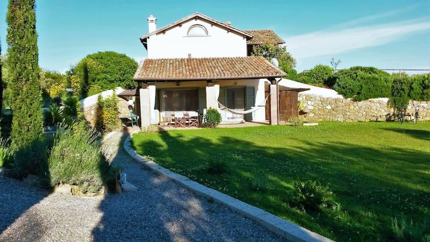 Mare di Capalbio nella quiete della Maremma - Pescia Romana - Apartament