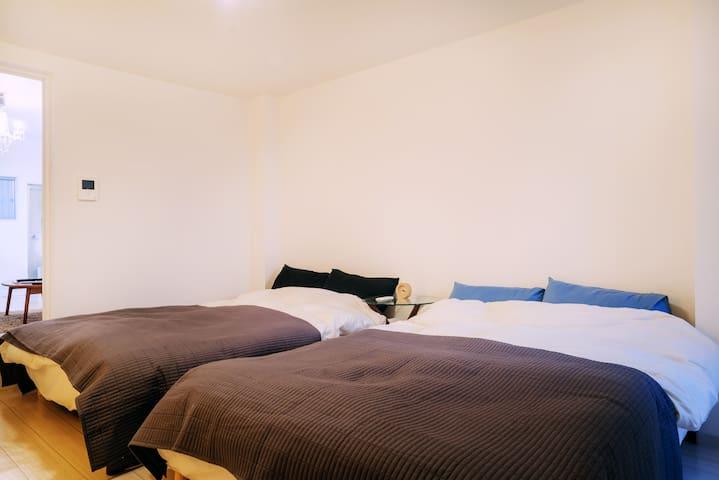 Renovated clean cozy【2min from subway st】Wifi - Higashi-ku, Nagoya-shi - Apartamento