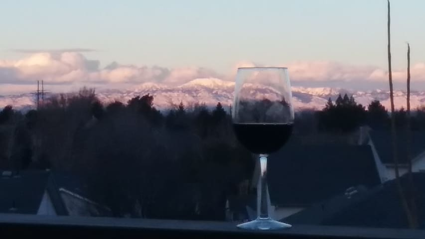 Vista Vino, in the heart of Idaho wine country - Nampa - Bed & Breakfast