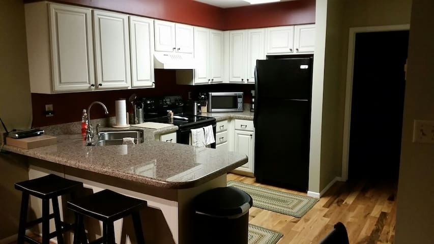 1 bed condo in the heart of Utahs outdoor paradise - Eden - Appartement