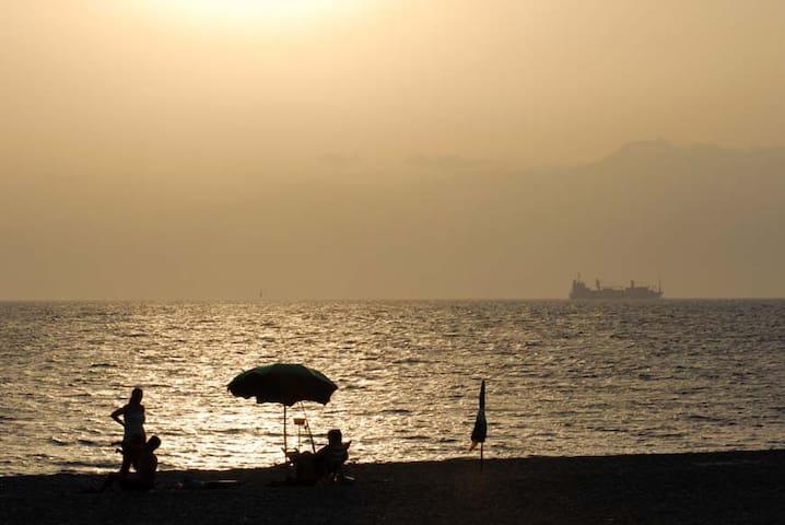 intera casa sul mare - Reggio di Calabria - Appartement