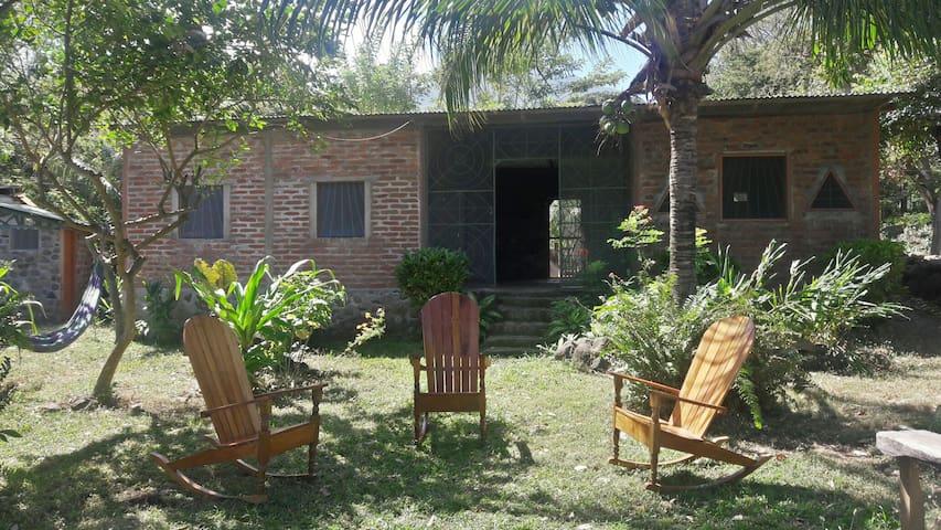 Tony's beach house - Balgüe, Departamento de Rivas - Hus