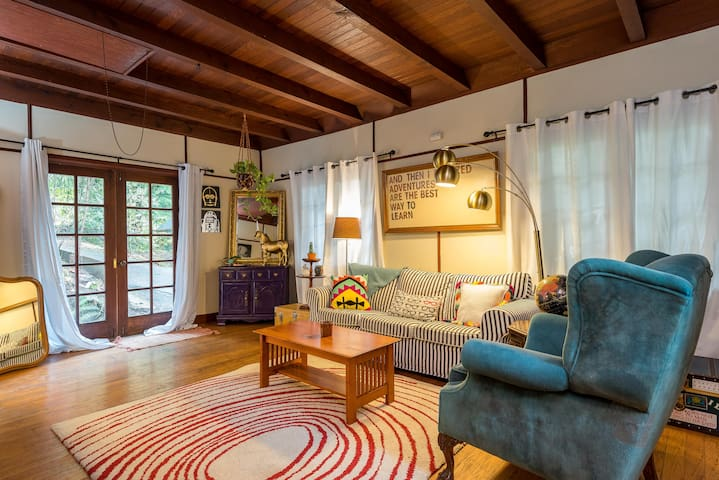 The Stratton House: Cozy, quirky, and swoon-worthy - Portland - Maison