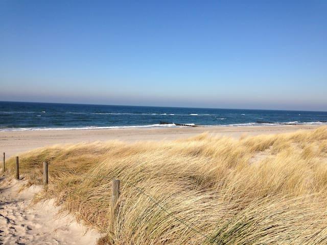 WARNEMÜNDE -  in 5 Min zu Fuß am Strand - Rostock - Apto. en complejo residencial