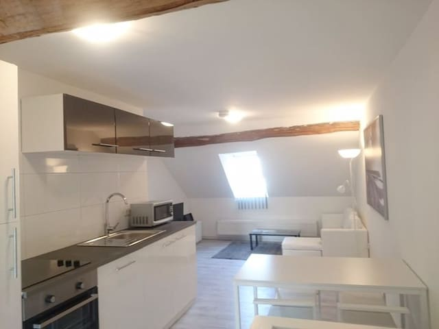 Budget price for a top location, new and cosy - Maastricht - Apartamento