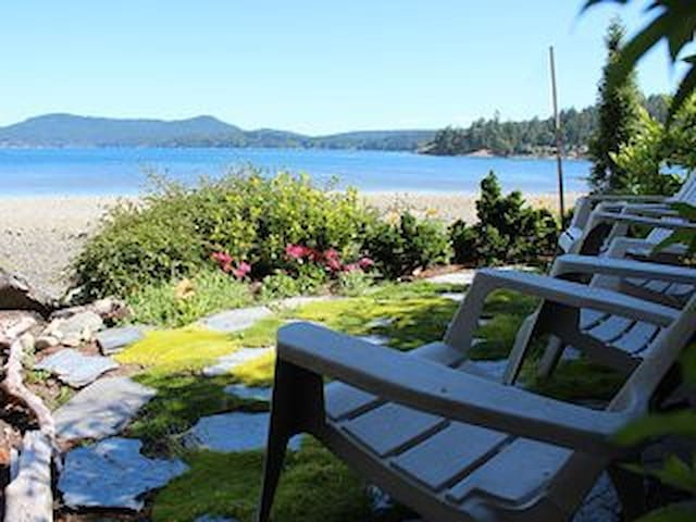 Westburn Seaside Cottages- Willow Cottage - Sooke - Stuga